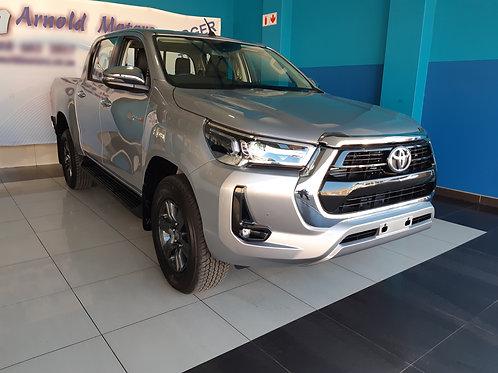 2021 Toyota Hilux 2.8 GD-6 4x2 RB Raider A/T P/U D/C