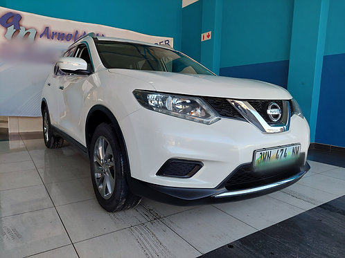 2017 Nissan X-Trail 2.0 XE (T32)
