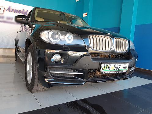 2008 BMW X5 3.5D SD A/T (E70)