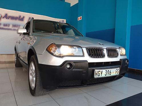 2005 BMW X3 2.5i A/T