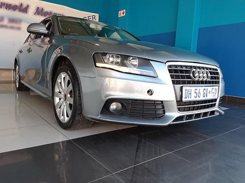 2008 Audi A4 1.8 T Ambition M/T (B8)