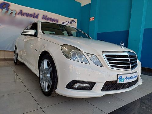 2011 Mercedes-Benz E200 CGI BE