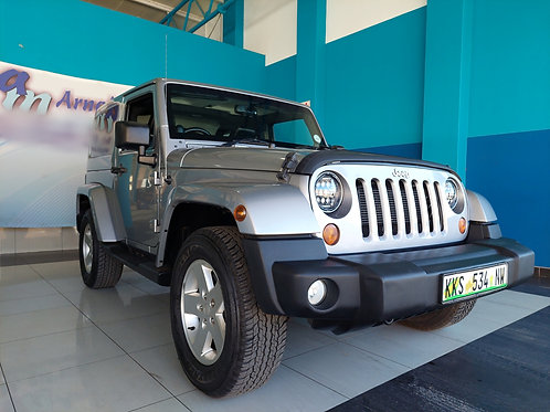 2013 Jeep Wrangler 3.6 Sahara A/T 3dr