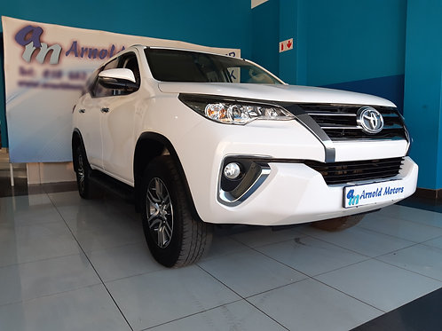 2018 Toyota Fortuner 2.4 GD-6 A/T G/B