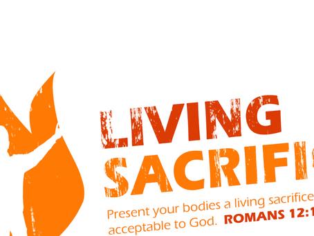 The Sacrifice of Worship