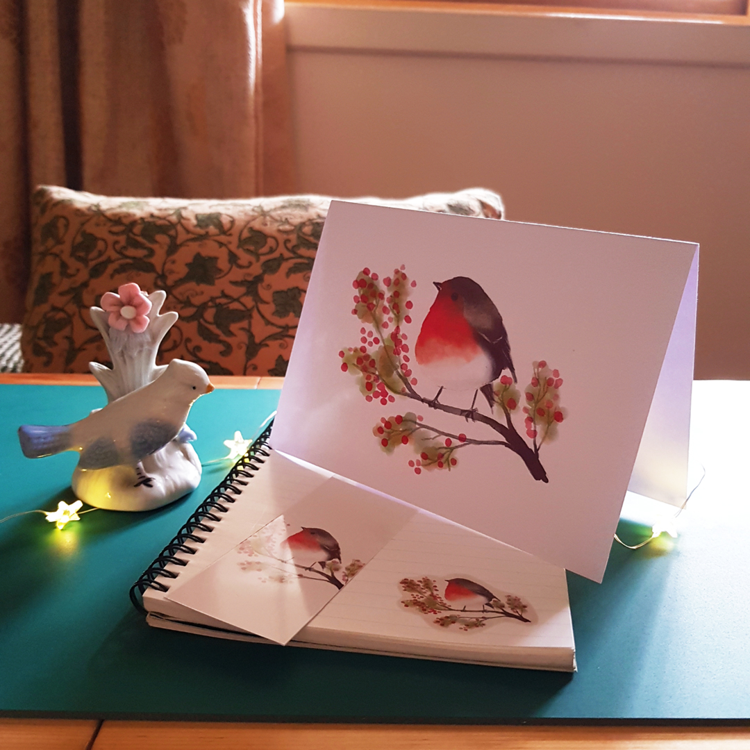 Robin by Sheepish Artist