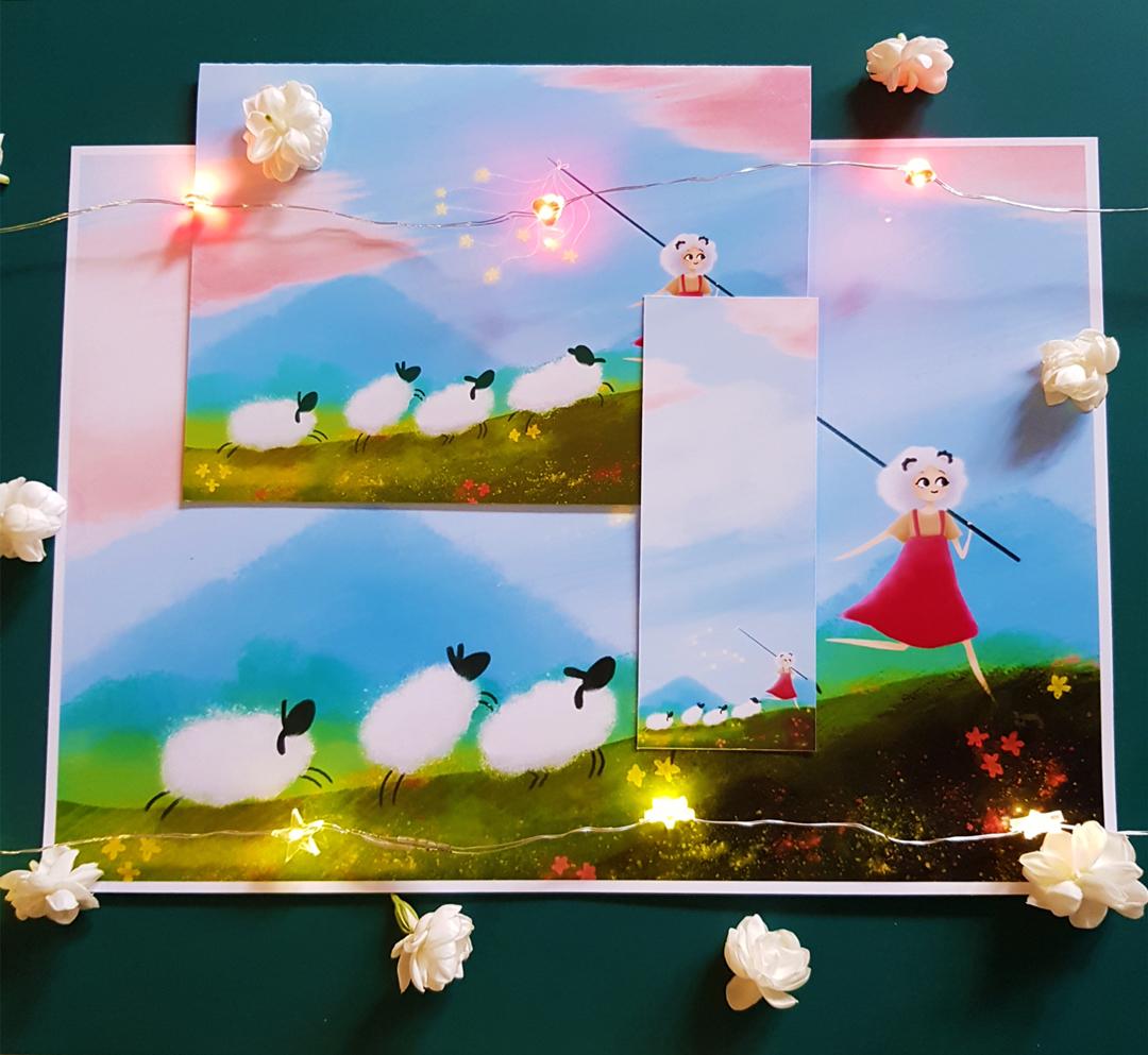 Sheepish bait by sheepish artist
