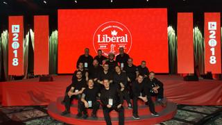 Congrès Parti Libéral 2018 Halifax - Congrès politique - TKNL
