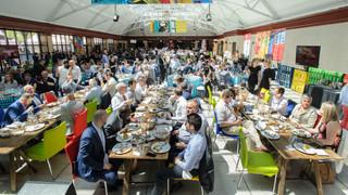 Fundriser Event Ideas - Urban BBQ - CRS - TKNL