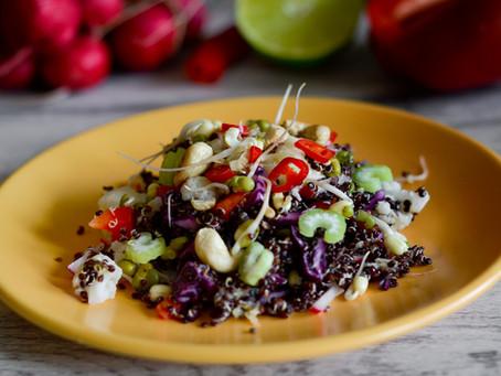 Detoxikační salát
