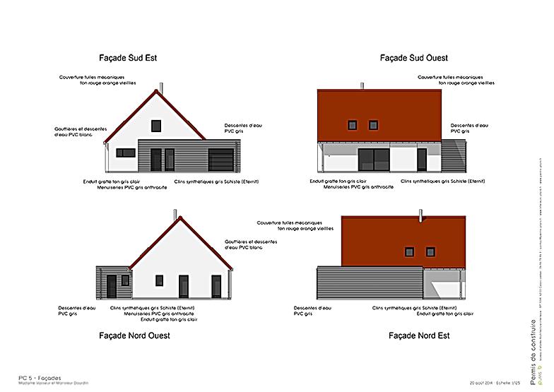 Permis de construire maison individuelle avie home for Agrandissement maison permis de construire