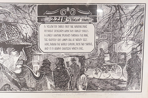 kansas artist John C Tibbetts Print