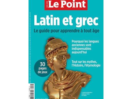 Hors-série Le Point sur le latin et le grec