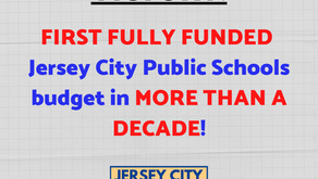VICTORY! First, fully funded budget for Jersey City Public Schools in a decade!
