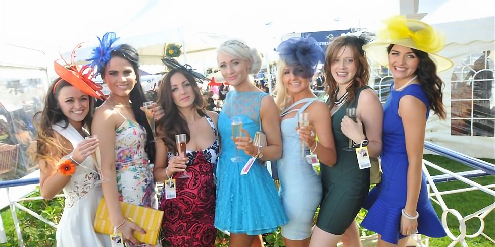 Coral Scottish Grand National Ladies Day at Ayr Racecourse