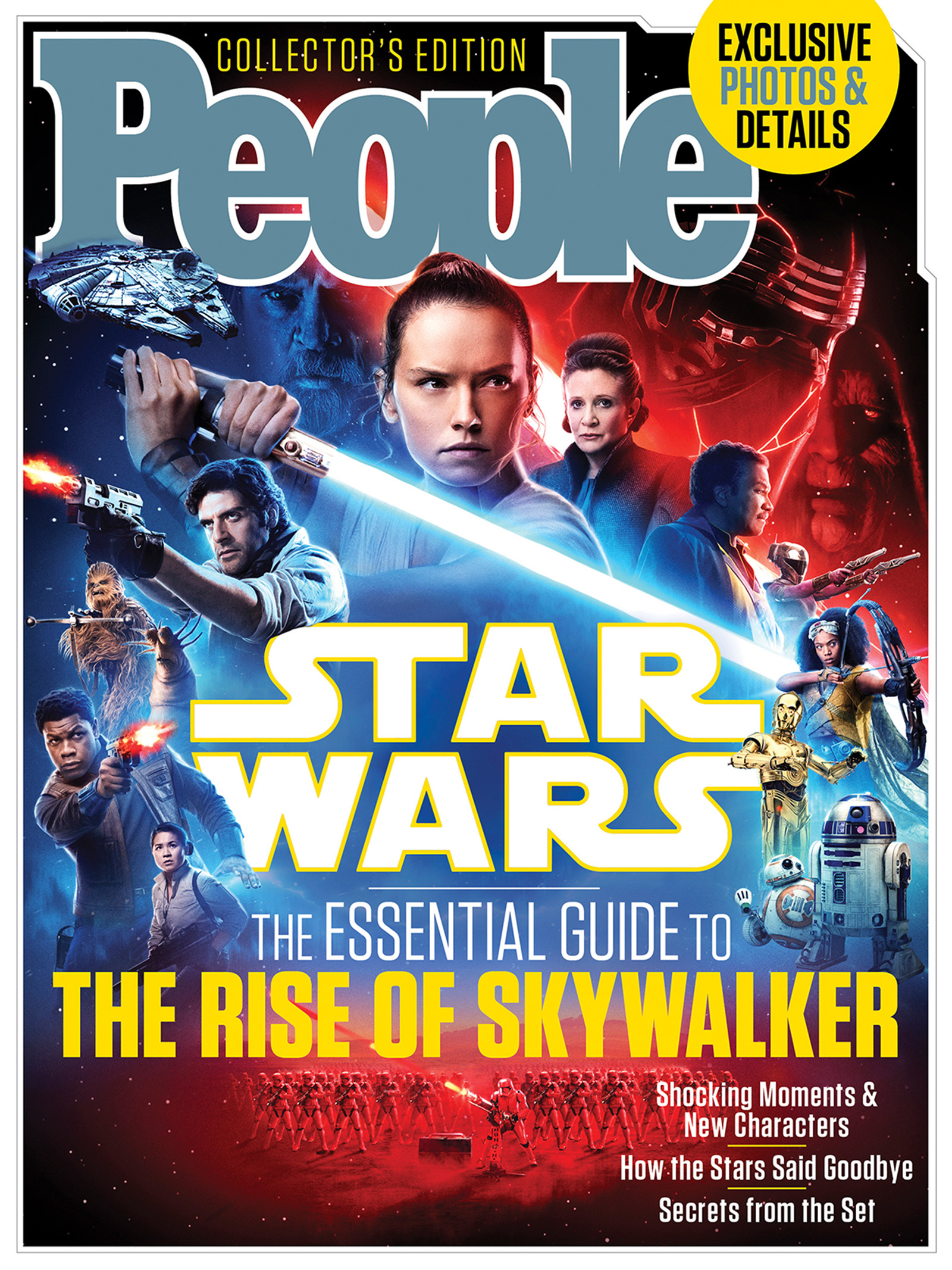 People Magazine's Star Wars: The Rise of Skywalker