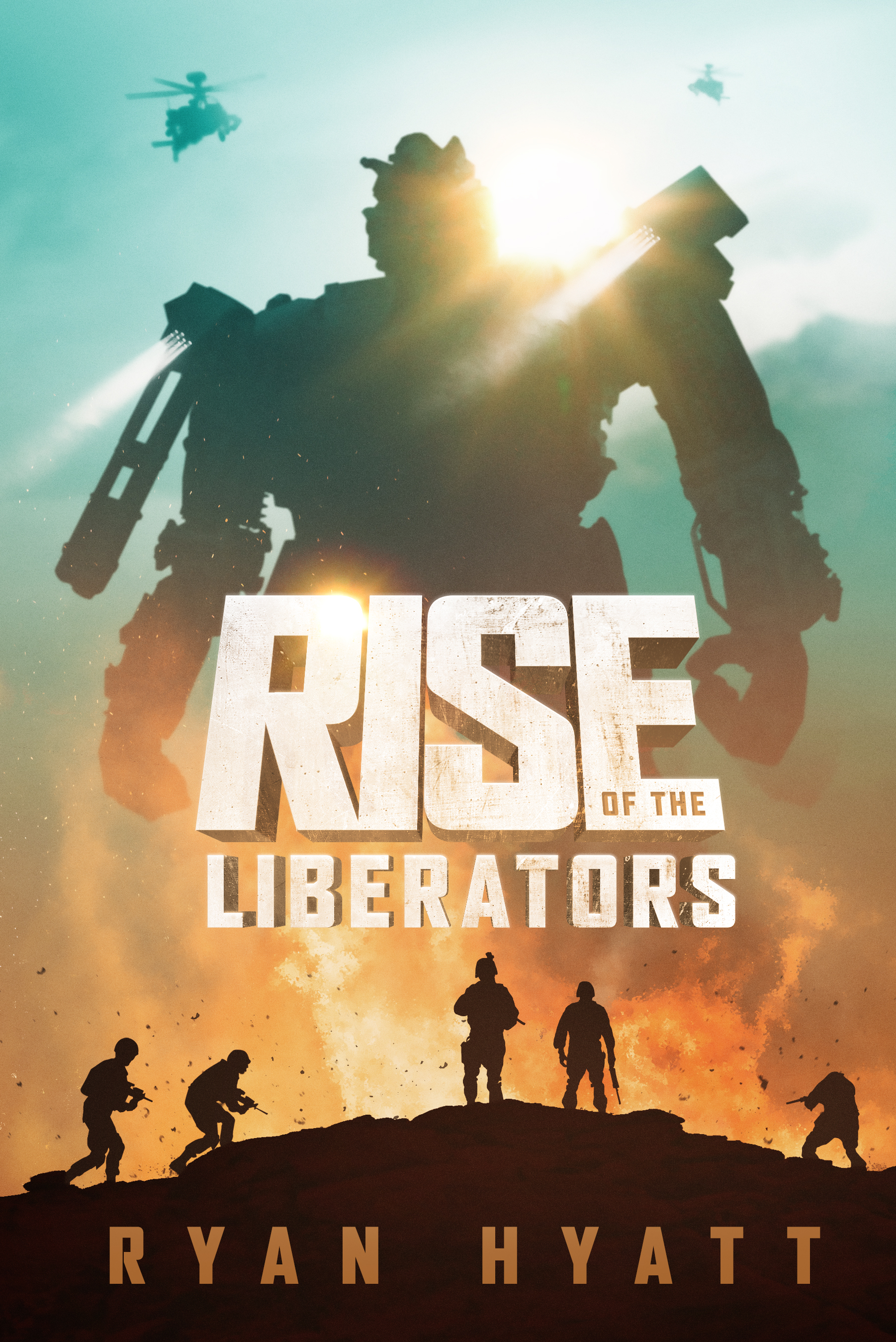 Rise of the Liberators