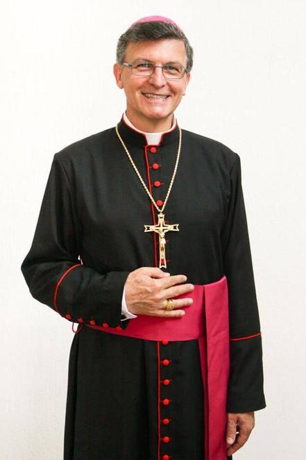 Neste domingo, dia 10, Dom Pedro Luiz Stringhini completa 18 anos como bispo