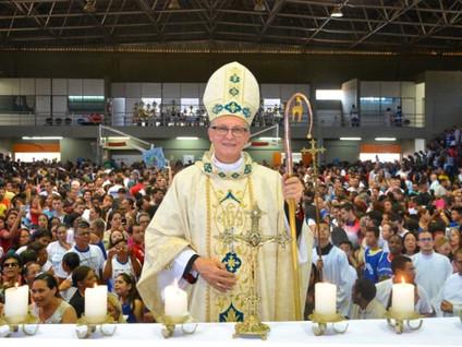 Dom Pedro Luiz Stringhini completa 19 anos como bispo