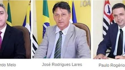 CRISE POLÍTICA EM BIRITIBA MIRIM: MP volta afastar vereadores que receberam maços de dinheiro de pre