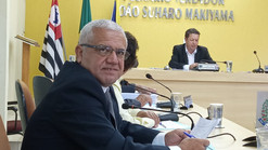 BIRITIBA MIRIM: Robério é eleito o novo presidente da câmara