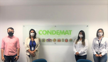 CONDEMAT e EDP buscam parceria para apoio aos municípios