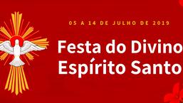 REGIÃO: Começa a festa do Divino em Biritiba Mirim e Salesópolis