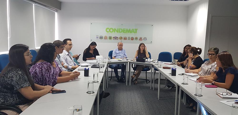 Consórcio pleiteia recursos para compras de insumos pelos municípios e também reforça alerta em razão do Carnaval. Região não tem nenhum caso