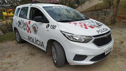 SANTA BRANCA: Polícia Militar atuando no combate à criminalidade