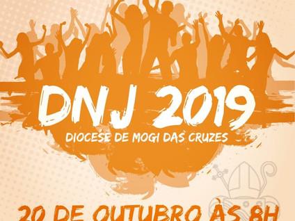 Diocese de Mogi das Cruzes promove o Dia Nacional da Juventude (DNJ) neste domingo, dia 20