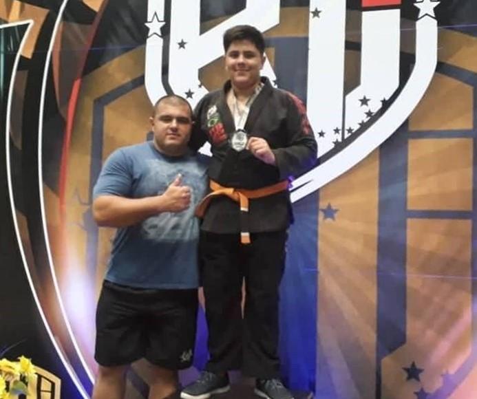 Murilo conquista medalha de Prata no