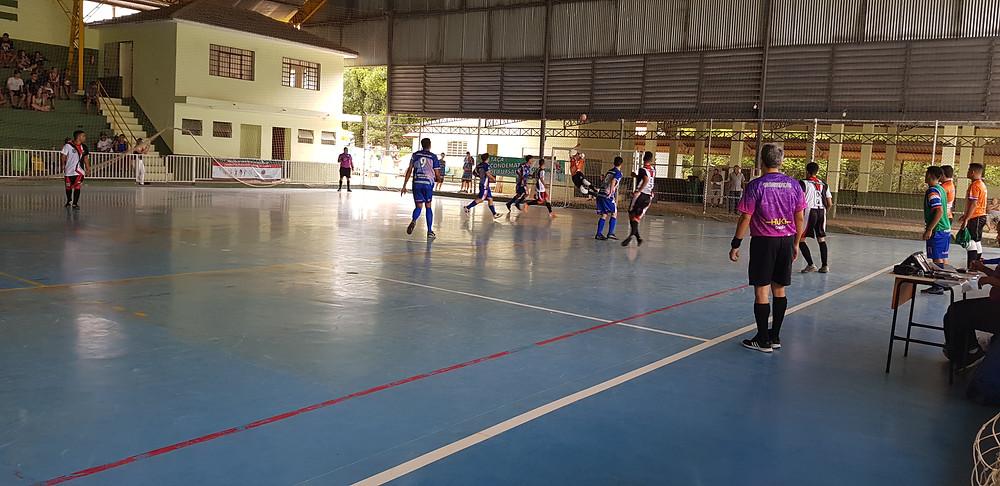 Com a participação de oito cidades, campeonato teve a primeira rodada no último final de semana com quatro jogos. Abertura foi em Salesópolis