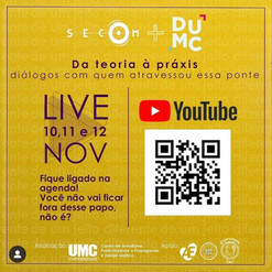 Semana da Comunicação e do Design Gráfico da UMC terá a participação de profissionais renomados