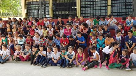 ESTÂNCIA: Projeto EDP nas Escolas