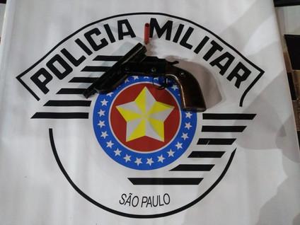 SANTA BRANCA: Polícia Militar impede assalto a Posto de Combustível