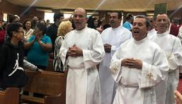 RELIGIÃO: Salesopolense na caminhada do Diaconato