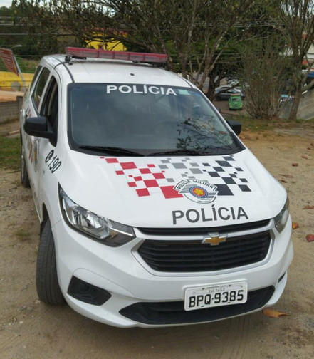 SANTA BRANCA: Polícia Militar prende autor de dois roubos na cidade
