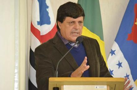 Vereador Sérgio dos Santos irá concorrer as eleições municipais do próximo domingo