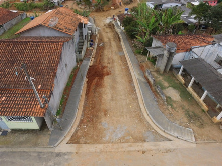 BAIRRO DO BRAGANÇA: Obras de infraestrutura na Vila Adhemar