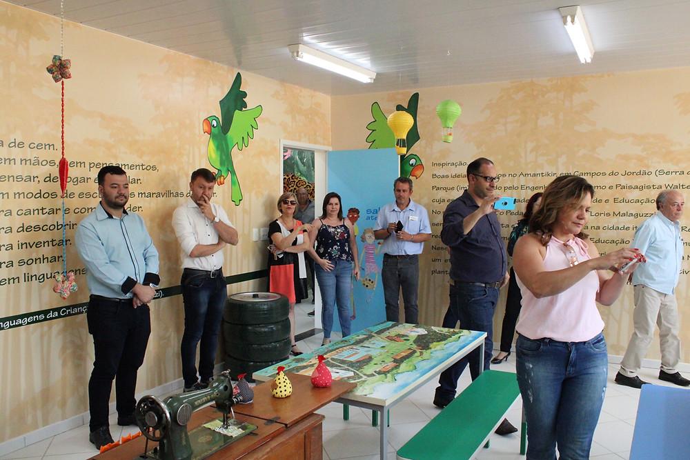 Unidade modelo da educação de Guararema foi concebida para estimular a convivência harmônica com o meio ambiente