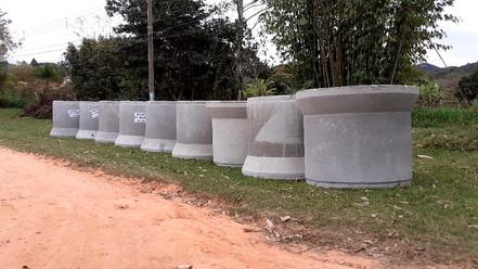 Iniciadas obras na estrada que liga Santa Branca até Guararema
