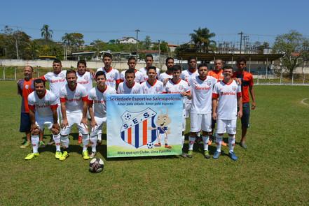 Quinta rodada da 3° Copa Rio Tietê de Futebol