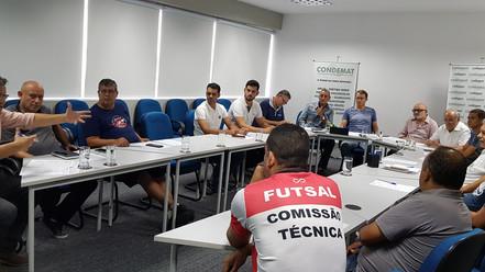 CONDEMAT promove a 2ª Taça de Futsal a partir do dia 23
