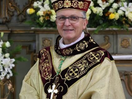 Dom Pedro Luiz Stringhini completa 20 anos como bispo