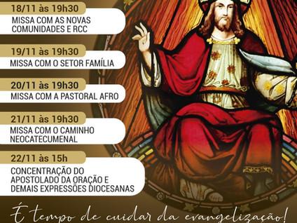 EVANGELIZAI – FESTA DIOCESANA