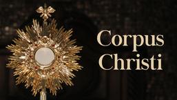Programação de Corpus Christi na Diocese de Mogi das Cruzes