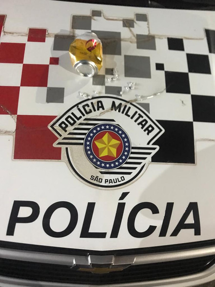 SANTA BRANCA: Polícia Militar prende traficante