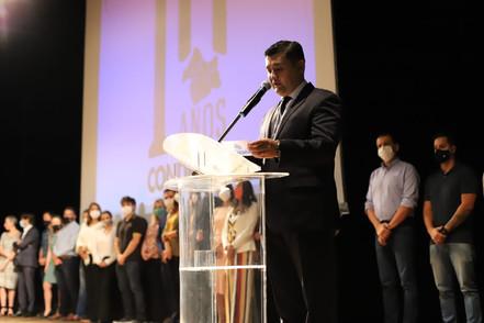 Rodrigo Ashiuchi assume presidência do CONDEMAT