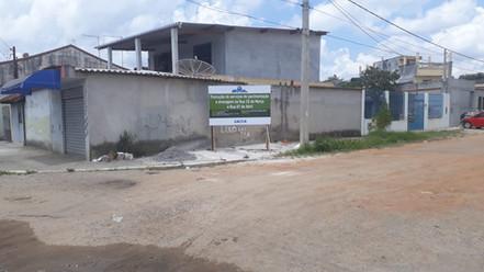 BIRITIBA MIRIM: Mais duas Ruas serão beneficiadas com asfalto