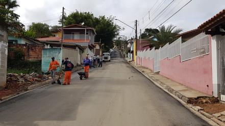 SANTA BRANCA: Obras de infraestrutura que irão melhorar a qualidade de vida da população